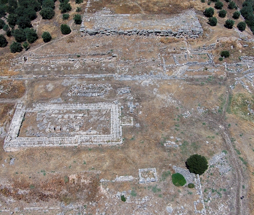 Archaeological site of Heraion, Argos