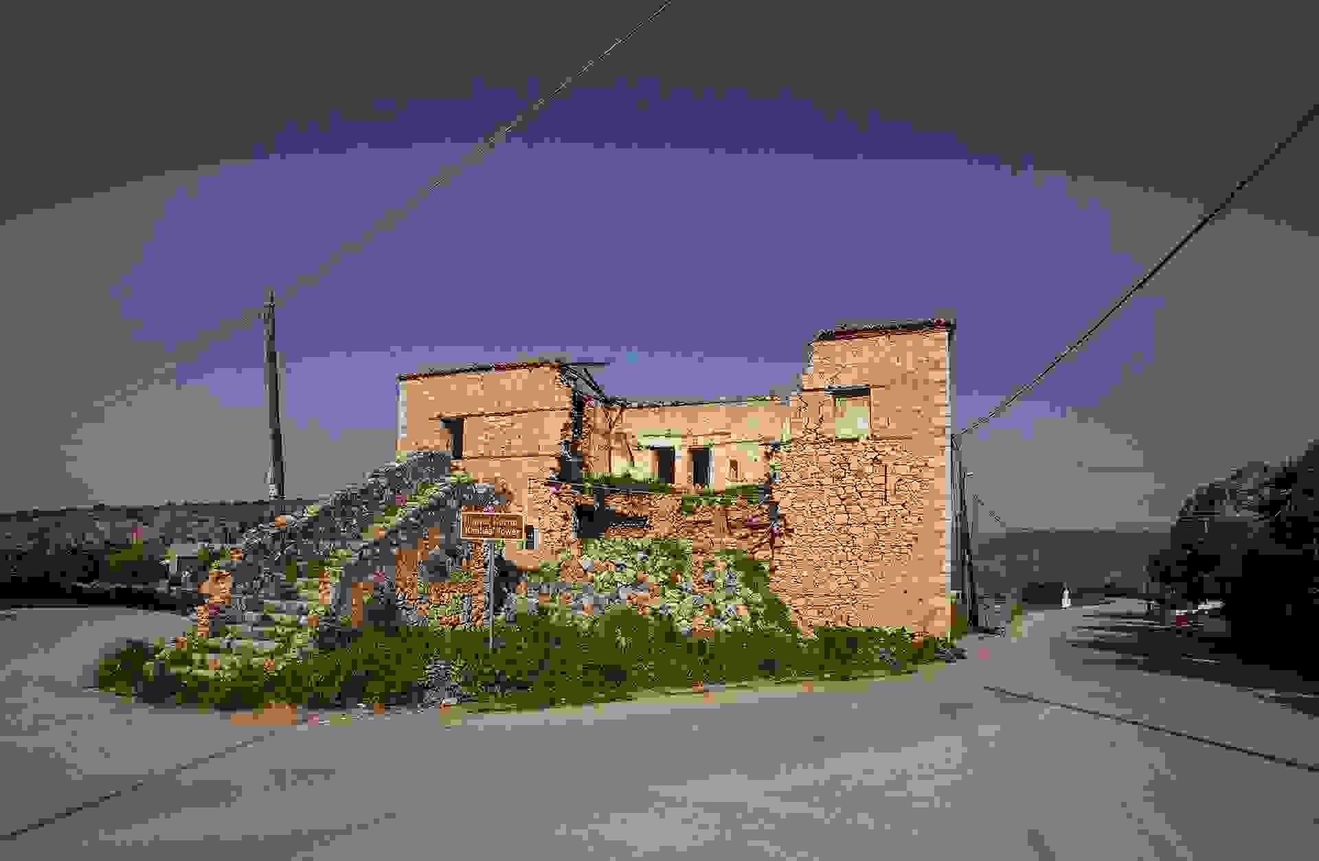 Maison En Forme De T maison en forme de tour, kantia - ephorie des antiquités d'argolide