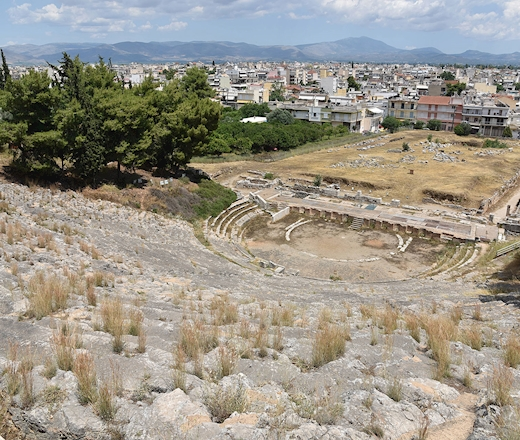 Ancient Theatre, Argos