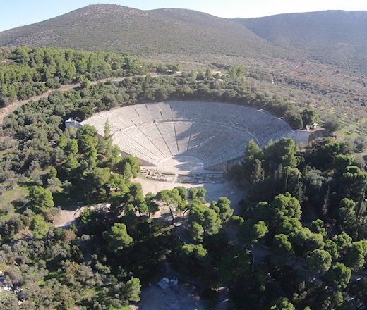 THE ARCHAEOLOGICAL SITES AND MONUMENTS OF EPIDAURUS